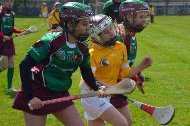 First league game for Loch Mor. A win against Carnlough