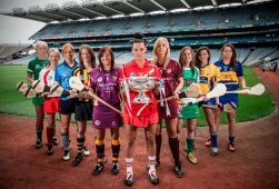 Launch of the 2015 Liberty Insurance Camogie Championship Season 16/6/2015